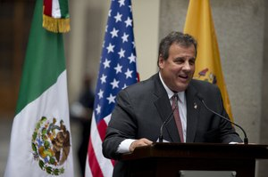 Chris Christie's Foreign Policy Lesson