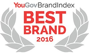 The Top Brands in 2016 – Highlights from the BrandIndex Buzz Rankings