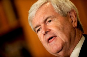 Newt Gingrich Surges To Wide Lead In Gop Race