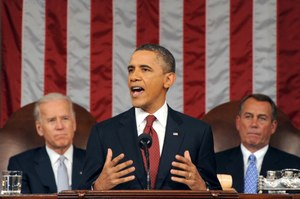 The State Of The Union: Little Changed From A Year Ago