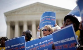Public Believes National HealthCare Mandate Not Constitutional, Not Sure About The Massachusetts Law