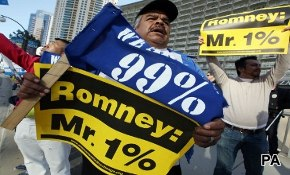 Romney Seen As Lacking Empathy For Any But The Wealthy