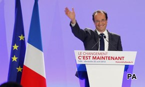 French Election: Hollande victory?