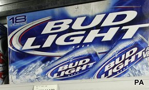 Bud Light paces domestic light beers in reaching millennials