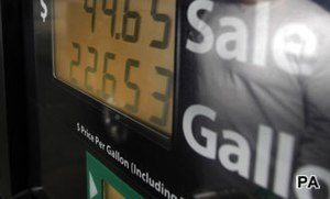 Price breaks on gas create positive Buzz