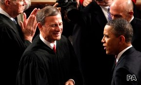 Democrats Now View Chief Justice Roberts More Favorably Than Republicans