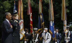 Americans Give Military Highest Approval Rating Among Federal Government Institutions