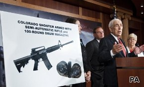After Aurora: Little Change In Opinions About Gun Control Measures