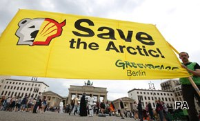 Greenpeace campaign hits Shell