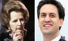What Miliband needs to learn from Thatcher