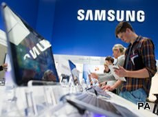 Samsung Score is Strong as Apple's Atrophies