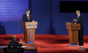 Presidential Race Tightens After Debate