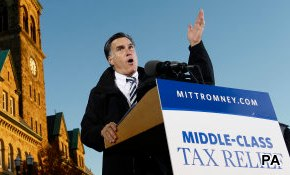 Economic Concerns: Romney Still Leads On The Economy, But Shows No Gains On Caring