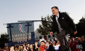Romney Voters Remain More Enthused, Move Toward Positive Support For Their Candidate