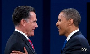 Foreign Policy: Small Advantage Romney
