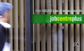 UK workers fearful of job loss