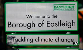 The Eastleigh conundrum