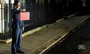 George Osborne's B-rated Budget