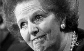 Margaret Thatcher: she still divides us