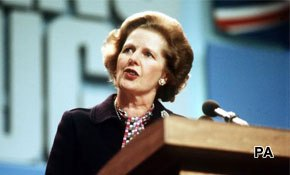 Thatcher: time to move on