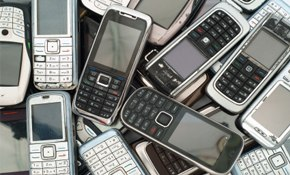 41% have recycled mobile phones