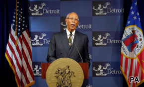 The Detroit Bankruptcy: Nearly A Third Worry It Could Happen To Their Town