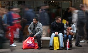 Confidence hits 6-year high – but plateaus as consumers 'fail to feel benefits of the recovery'