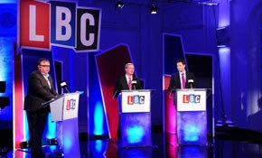 Farage versus Clegg: Where Were the Others?