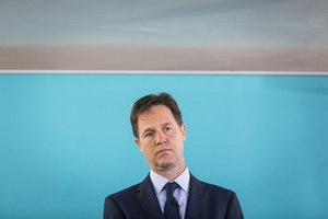 A new low for Nick Clegg