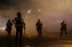 Ferguson, Mo.: Racial and political divide over Brown shooting