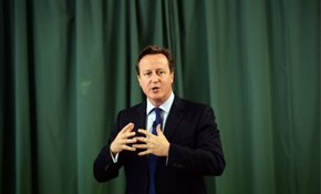 European Immigration: Cameron Seeks a Curb
