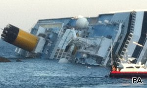 Costa Concordia tragedy impacts Carnival Cruise Lines and rival Royal Caribbean