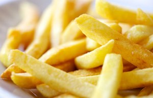The Great British chip divide