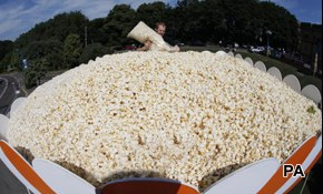 How do you like your popcorn?
