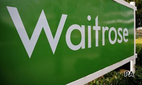 Waitrose, traditional media and Twitter