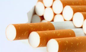 Cigarette packets: the case for a new law