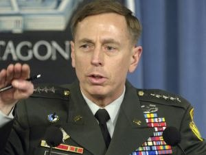 Little support for Petraeus the politician