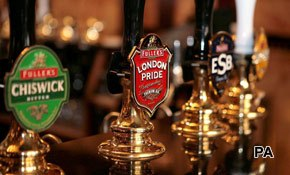 Fullers should take pride in its London beer campaign