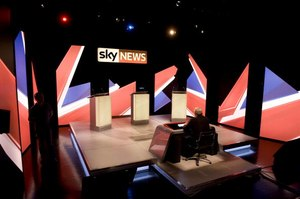 Who should take part in TV election debates?