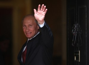 Sanctions on Russia – as long as they don't hurt UK