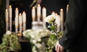 Reflecting personality prevalent in a modern day funeral