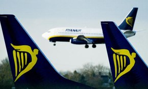 Ryanair takes to the airwaves to boost friendly image