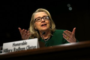 Hillary Clinton and the Benghazi aftermath