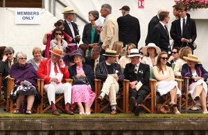 Henley seen as more posh than Ascot