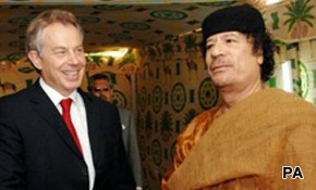 Libya relations split opinion