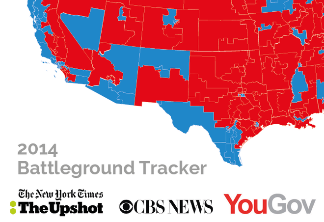 Battleground Tracker 2014: Louisiana