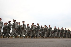Public divided on illegal immigrants in the military