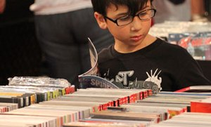More books, better grades: Parents hope for improving resolutions