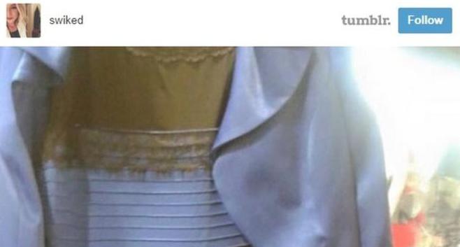 YouGov | #dressgate: Mehrheit sagt, das Kleid ist schwarz-blau