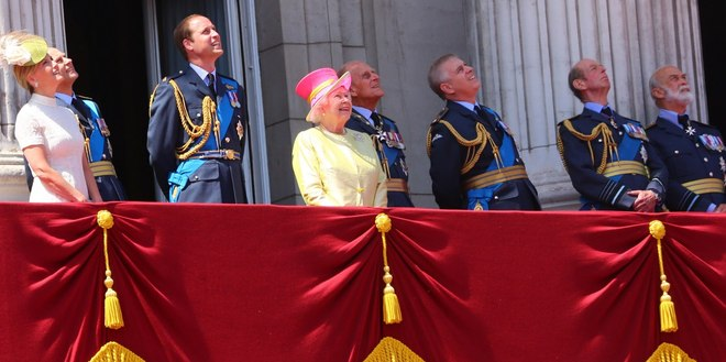 The Monarchy: popular across society and 'here to stay'